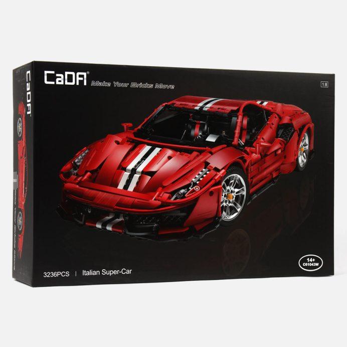 CaDa Italian Super-Car
