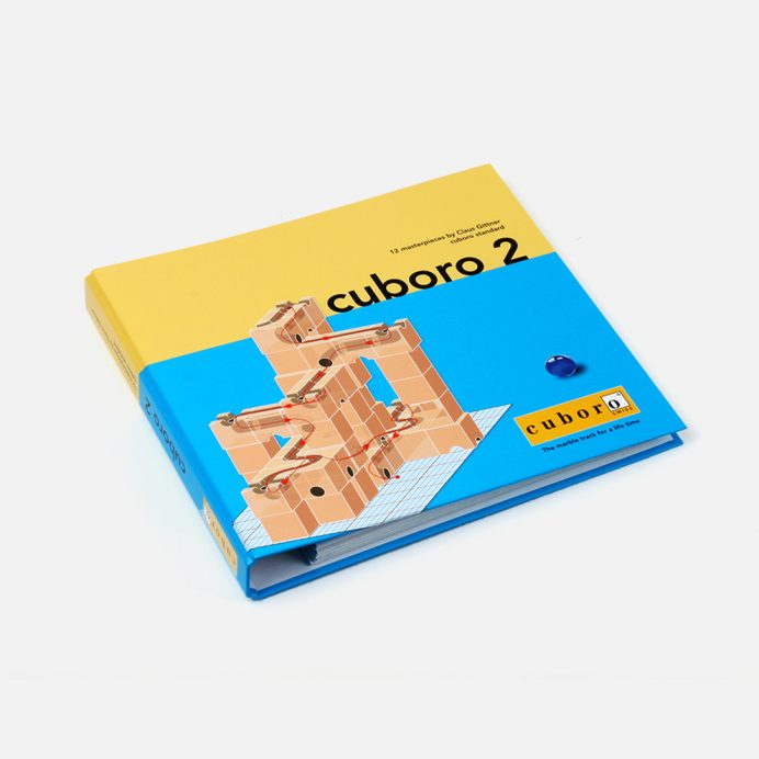 Cuboro 2 Baupläne