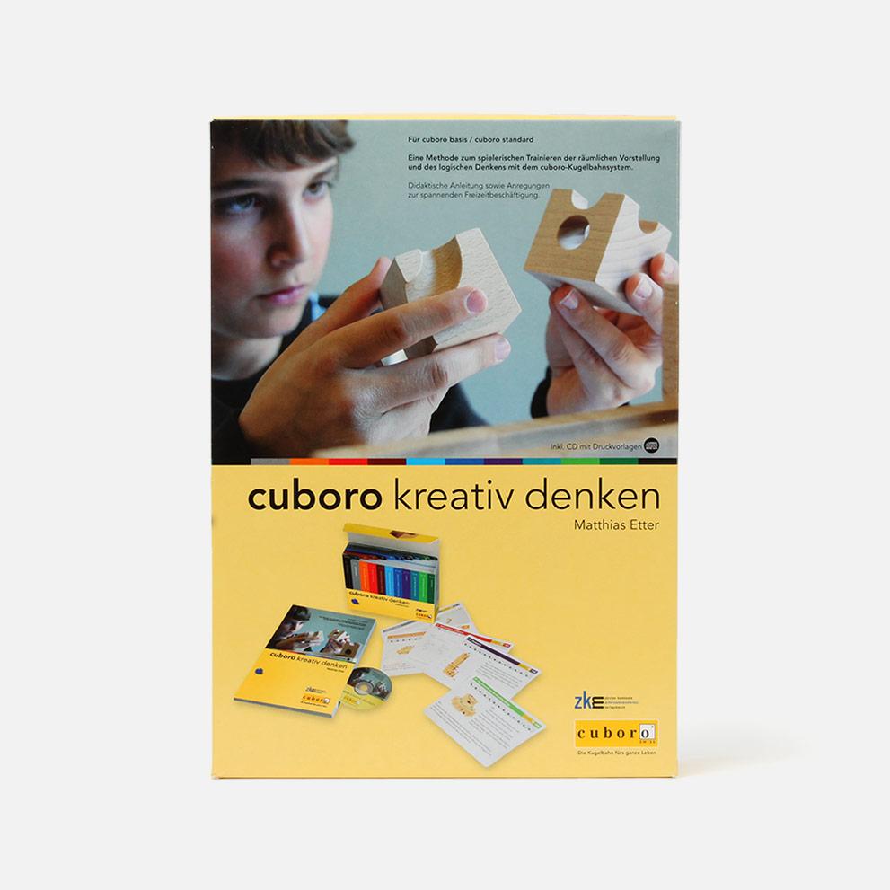 Cuboro kreativ denken - Set