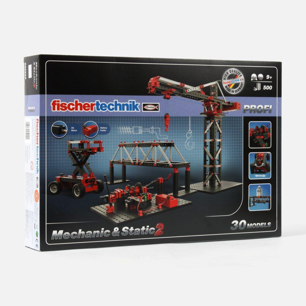fischertechnik Statik und Mechanik 2