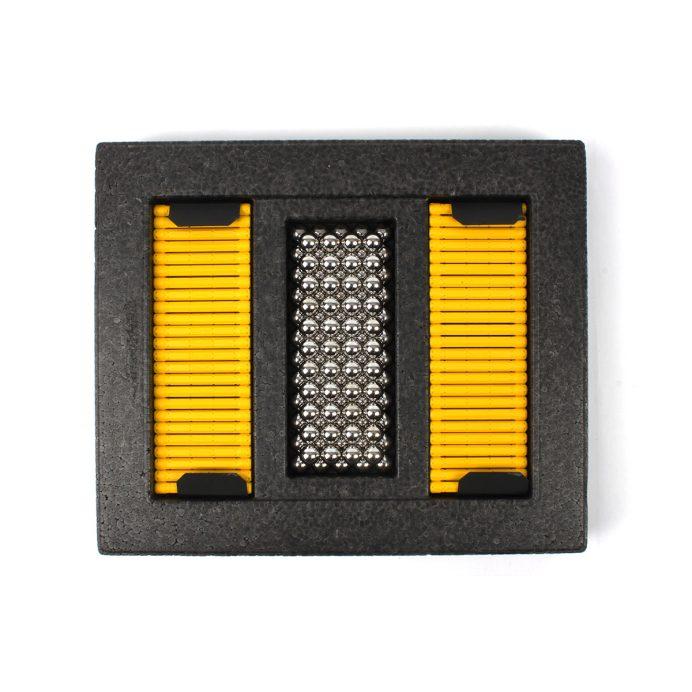 Geomag Masterbox 248 gelb