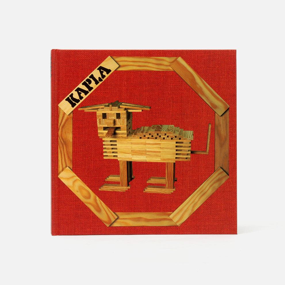 Kapla Buch 1 rot