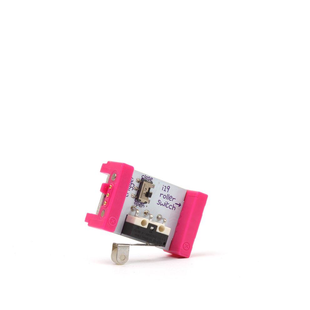 littlebits roller switch