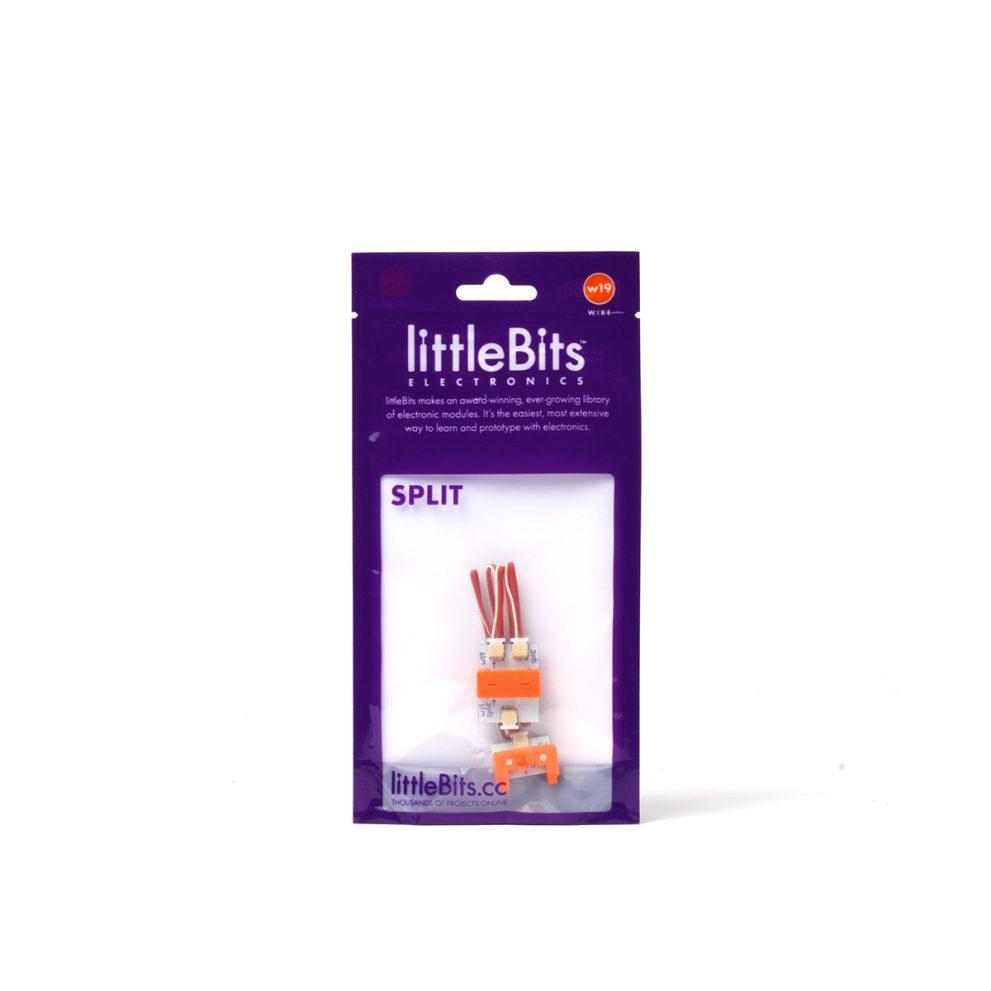 littlebits split
