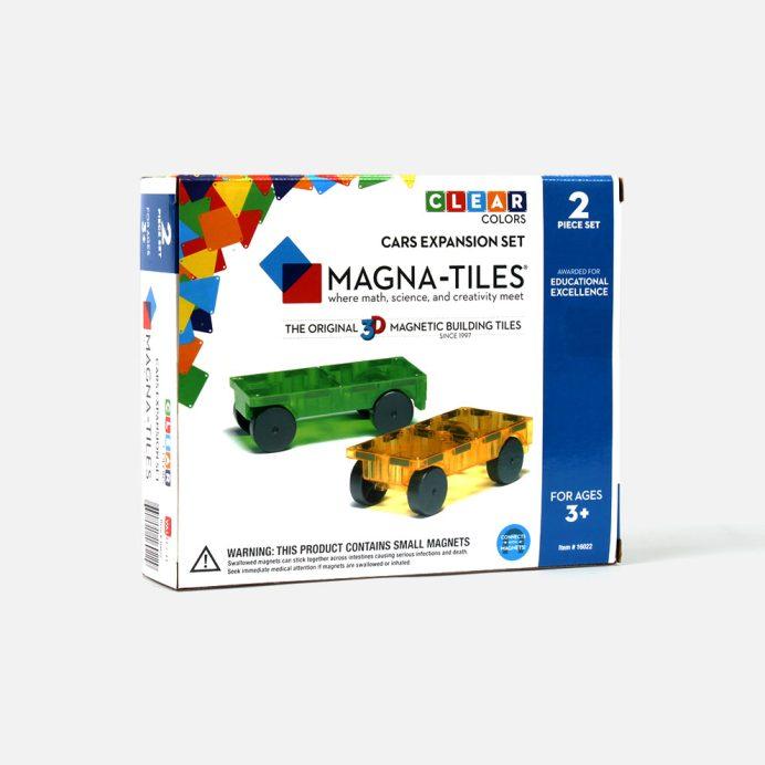 Magna-Tiles Cars