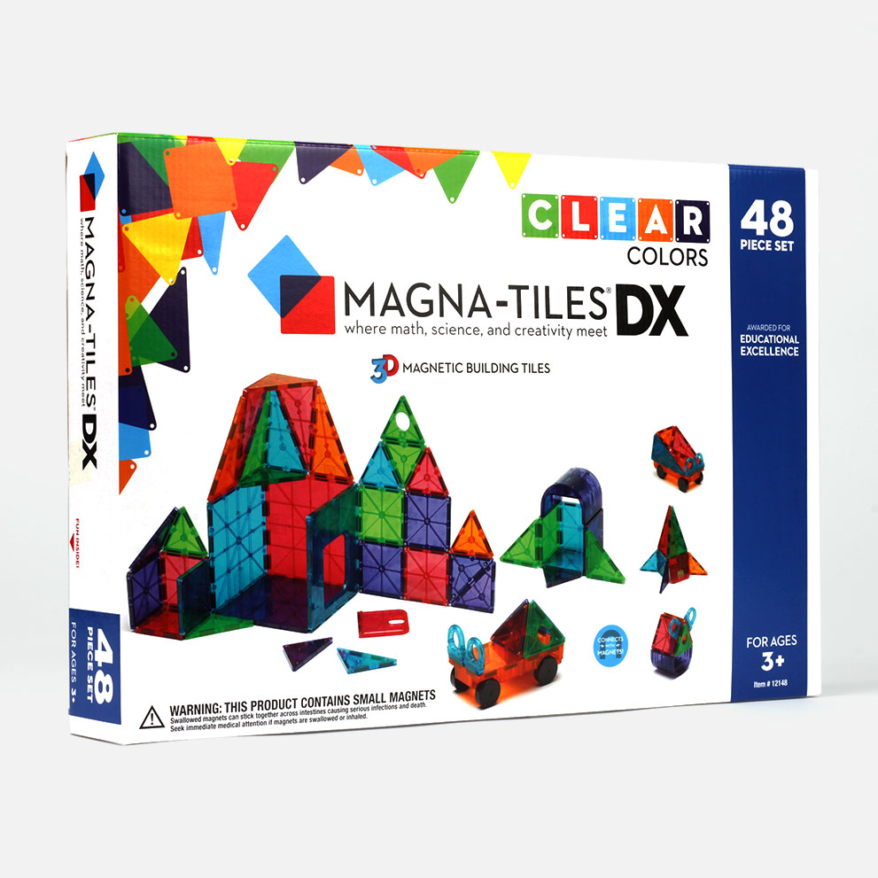 magna tiles clear colors 48 1