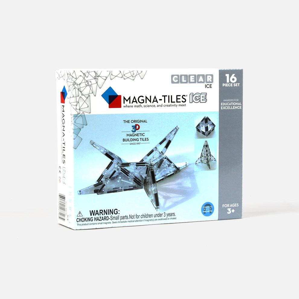 Magna-Tiles Clear Ice 16
