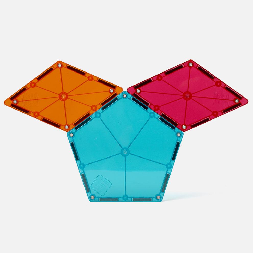 Magna-Tiles Polygons