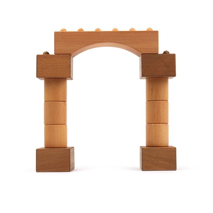 Nopplo Säulen