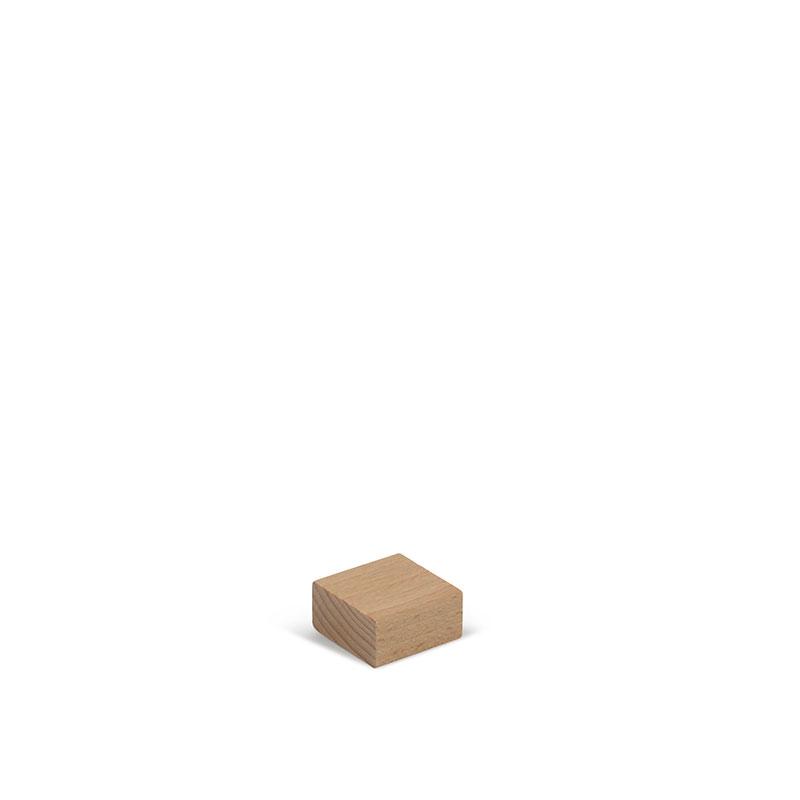 quader halber stein