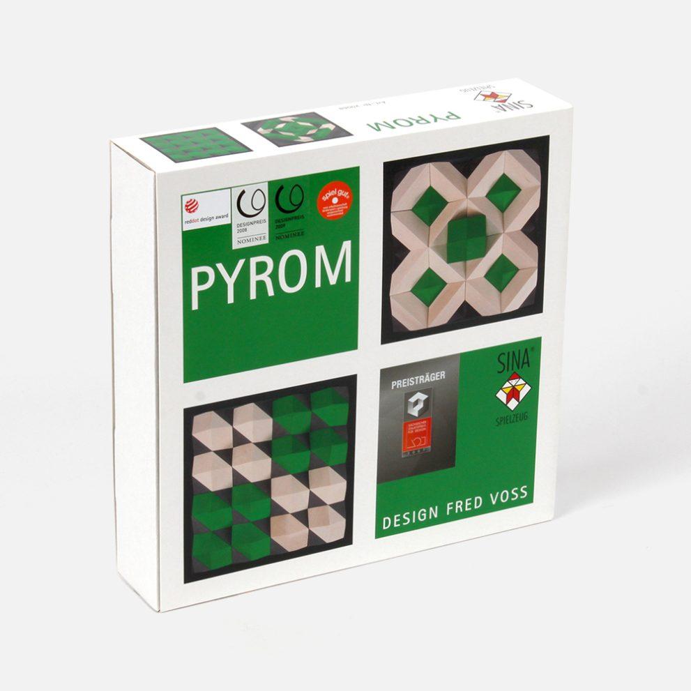 Sina Pyrom grün