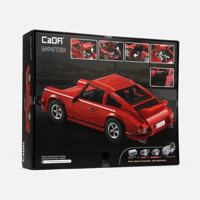 CaDa Classic Sports Car
