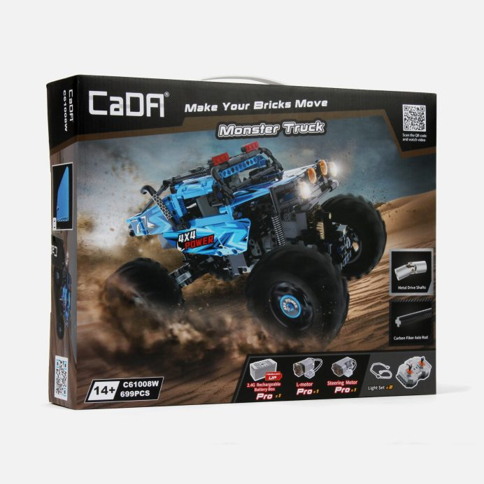 CaDA Monster Truck