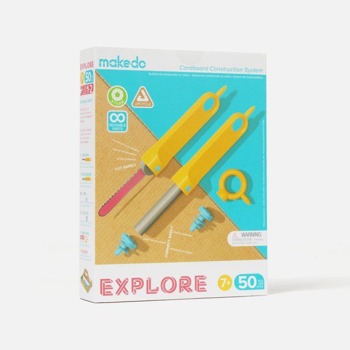 Makedo Explore 7+